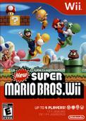 New Super Mario Bros. Wii (NA)