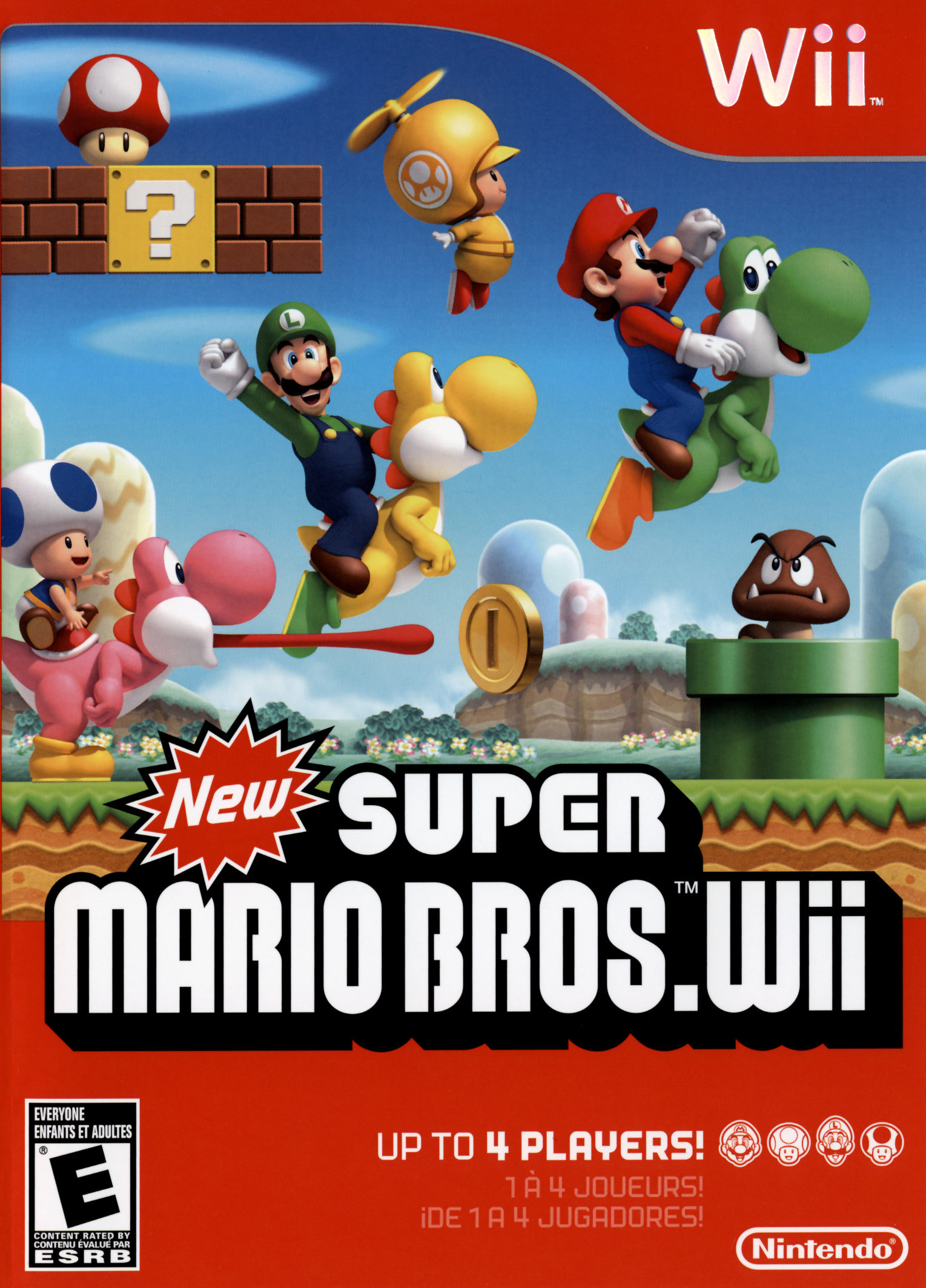 New super mario bros wii nintendo fandom powered by wikia new super mario bros wii na gumiabroncs Gallery