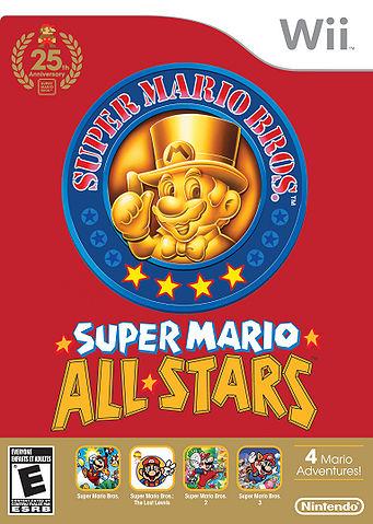 Super Mario All-Stars (Wii) | Nintendo | FANDOM powered by Wikia