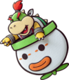 Bowser Jr (Paper Mario Sticker Star)