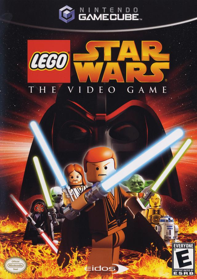 Lego Star Wars: The Video Game...