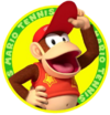 MTO Diddy Kong Icon