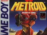 Metroid II: Return of Samus