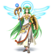 Palutena (SSB for 3DS Wii U)