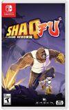 Shaq Fu A Legend Reborn Box Art NA