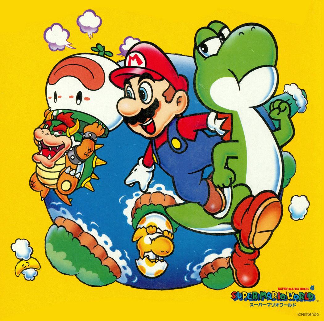 Image - Super Mario World Poster 3.jpg