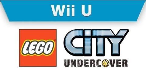 Wii U - LEGO City Undercover E3 Trailer