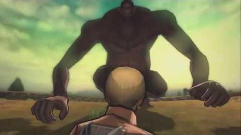 Attack on Titan 2 Future Coordinates 3DS