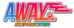 Away - Journey to the Unexpected by Playdius logo