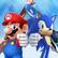 Icono de Mario & Sonic at the Sochi 2014 Olympic Winter Games
