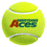 Mario Tennis Aces - Artwork - Tennis Ball