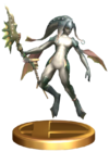 SSBB Zora Trophy Model