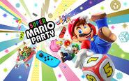 Super Mario Party - Artwork