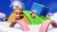 Captain Toad Treasure Tracker Special Episode - Screenshot 3