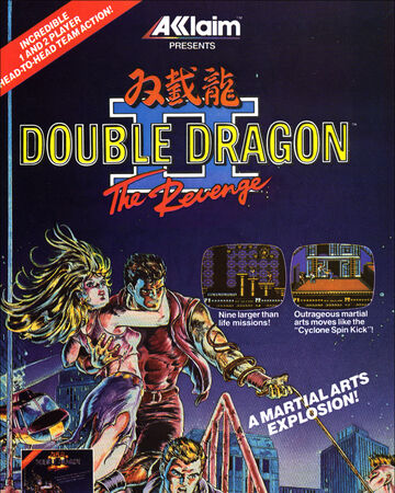 Double Dragon Ii The Revenge Nintendo Fandom