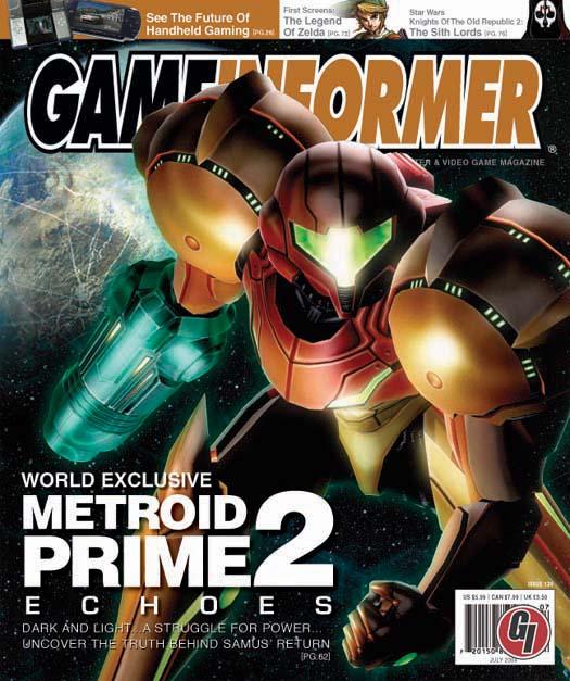 Game Informer Nintendo Fandom Powered By Wikia