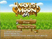 Hm64 startscreen