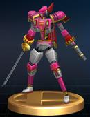 Musketeer Daltania - Brawl Trophy