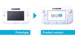 Prototype to Final Wii U GamePad