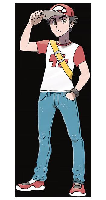 Red (Pokémon Trainer) | Nintendo | FANDOM powered by Wikia