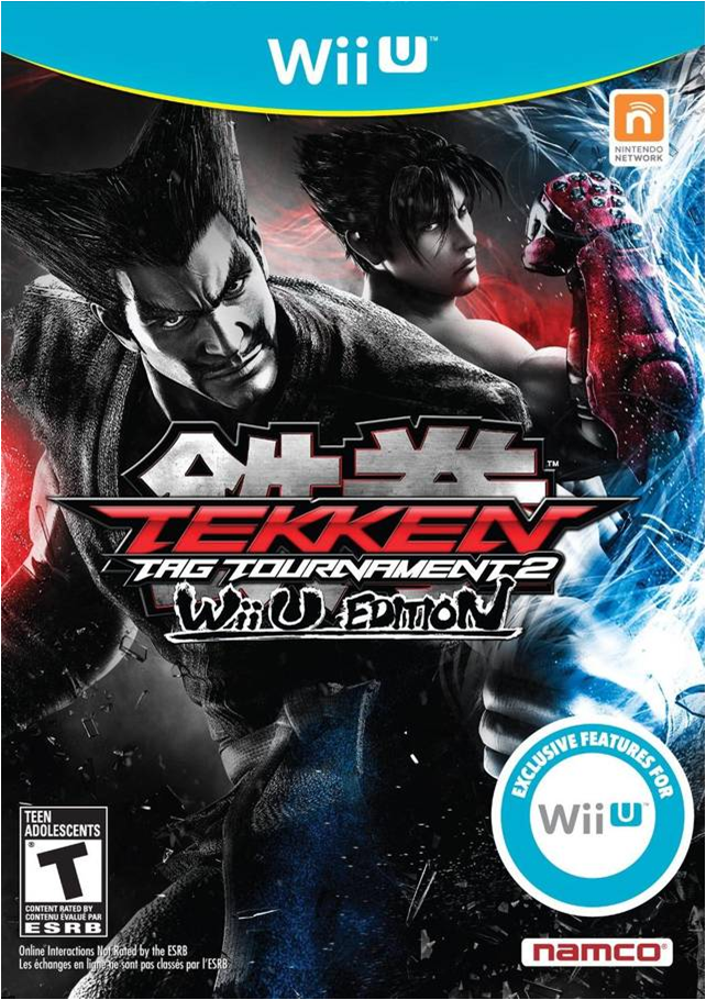 Tekken Tag Tournament 2: Wii U Edition | Nintendo | FANDOM