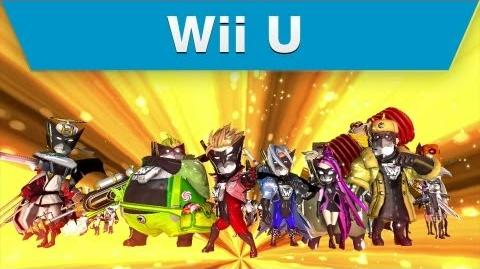 Wii U - The Wonderful 101 Launch Trailer