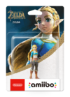 Amiibo - The Legend of Zelda - Zelda - Box