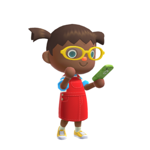 Animal Crossing New Horizons - Character artwork 10