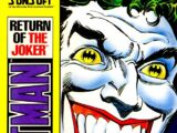 Batman: Return of the Joker