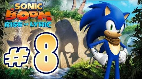 Sonic Boom Rise of Lyric (WiiU) Gameplay No Commentary Walkthrough Part 8