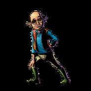 The Legend of Zelda Majora's Mask 3D - Character artwork 25