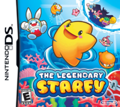 The Legendary Starfy (NA) (DS)