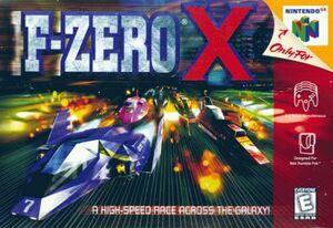 Fzerox boxart