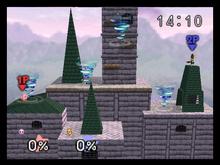 Hyrule Castle Tornado