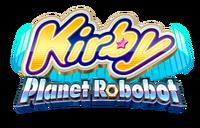 Kirby Planet Robobot logo