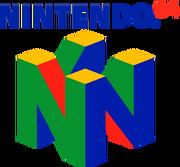 Logo de la Nintendo 64