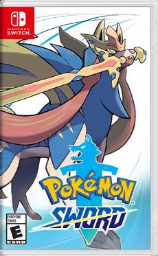 Pokemon Sword (NA)