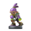 Amiibo - Splatoon - Inkling Boy Purple