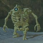 BotW Hyrule Compendium Stalnox