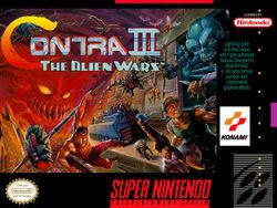 Contra III - The Alien Wars (NA)
