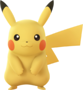 Detective Pikachu - Character artwork 14