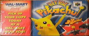 Hey You Pikachu promotional video