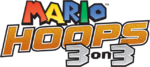 Mario Hoops 3 On 3 Logo