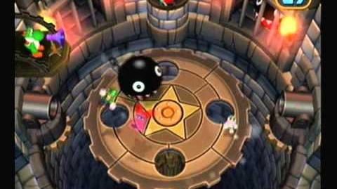 Mario Party 7 - Wheel of Woe