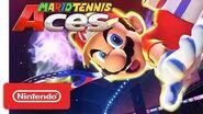 Mario Tennis Aces - Nintendo Direct 3