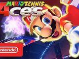 Mario Tennis Aces/videos