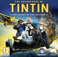 The Adventures of Tintin - The Game (2011 video game)