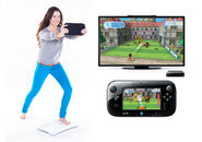 Wii Fit U demo 4