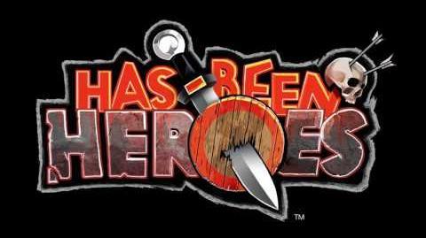 Has-Been Heroes Announcement Trailer