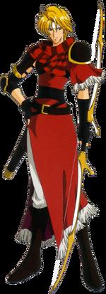 Jeorge (Fire Emblem Monshou no Nazo - 2)